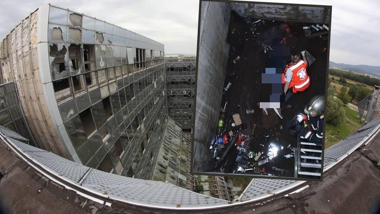 Detalji nesreće: Zagrepčanka je čudom preživjela pad s 2. kata