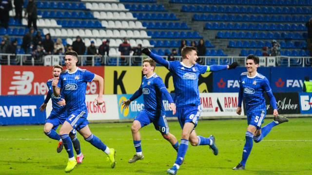 Bravo, dečki: Dinamo je nakon penala prošao u osminu finala!