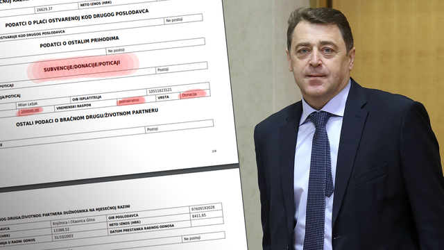HDZ-ov dužnosnik u karticu unio 200.000 kn dara i tvrdi: 'Ma to mi je punac uplatio miraz!'
