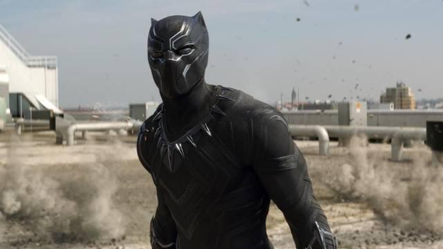Istinski junak je u stvari Black Panther, a ne Kapetan Amerika