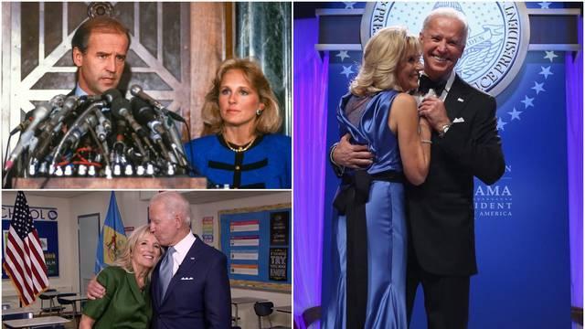 Prekrasna ljubavna priča Joea i Jill Biden: Ona se nije vidjela s njim 'ni za milijun godina'