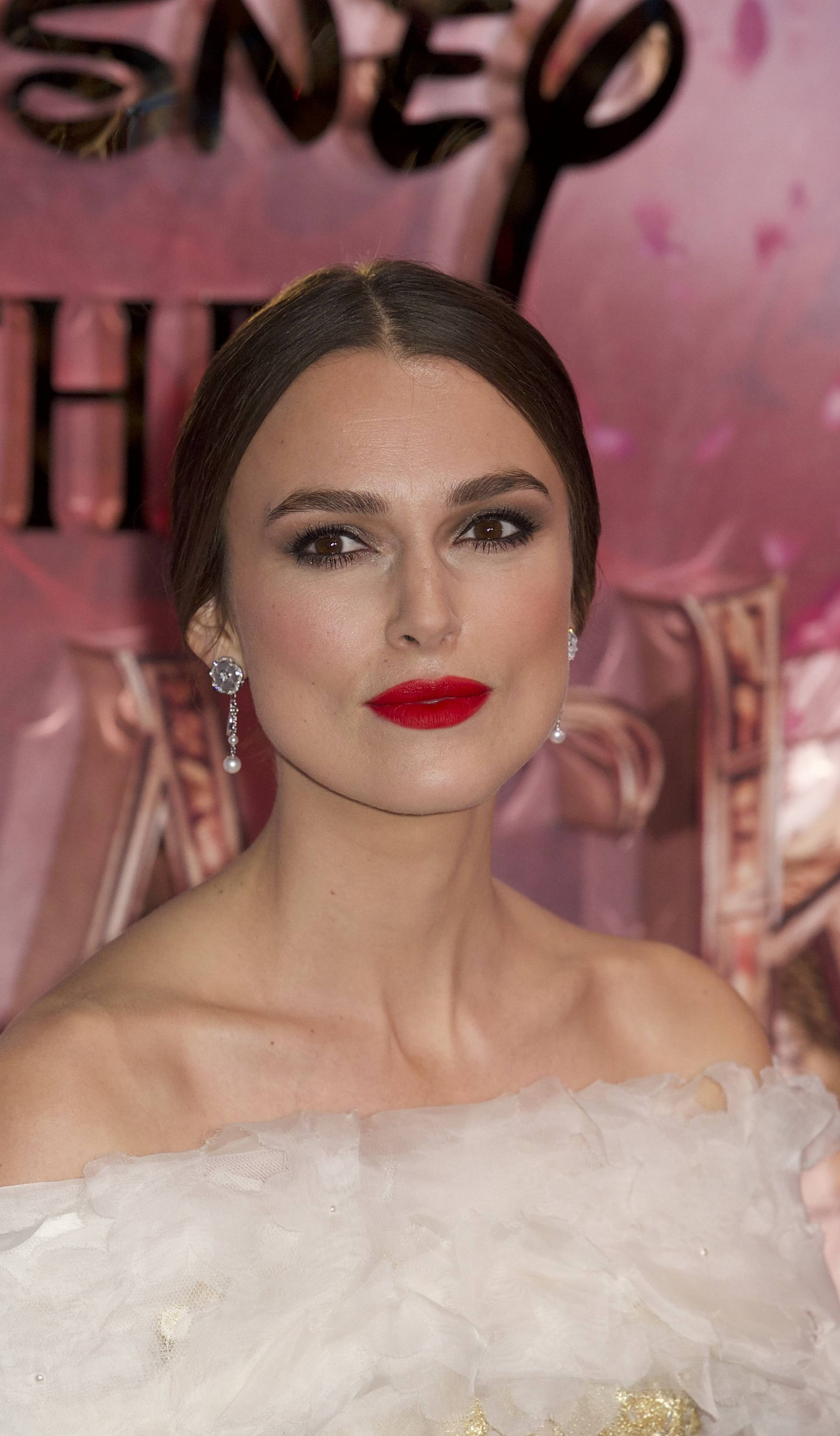 The Nutcracker and the Four Realms Film Premiere London
