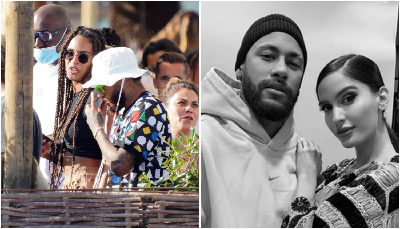 Neymar se zabavlja na partyju, 'Hrvatice' Natalije ni na vidiku