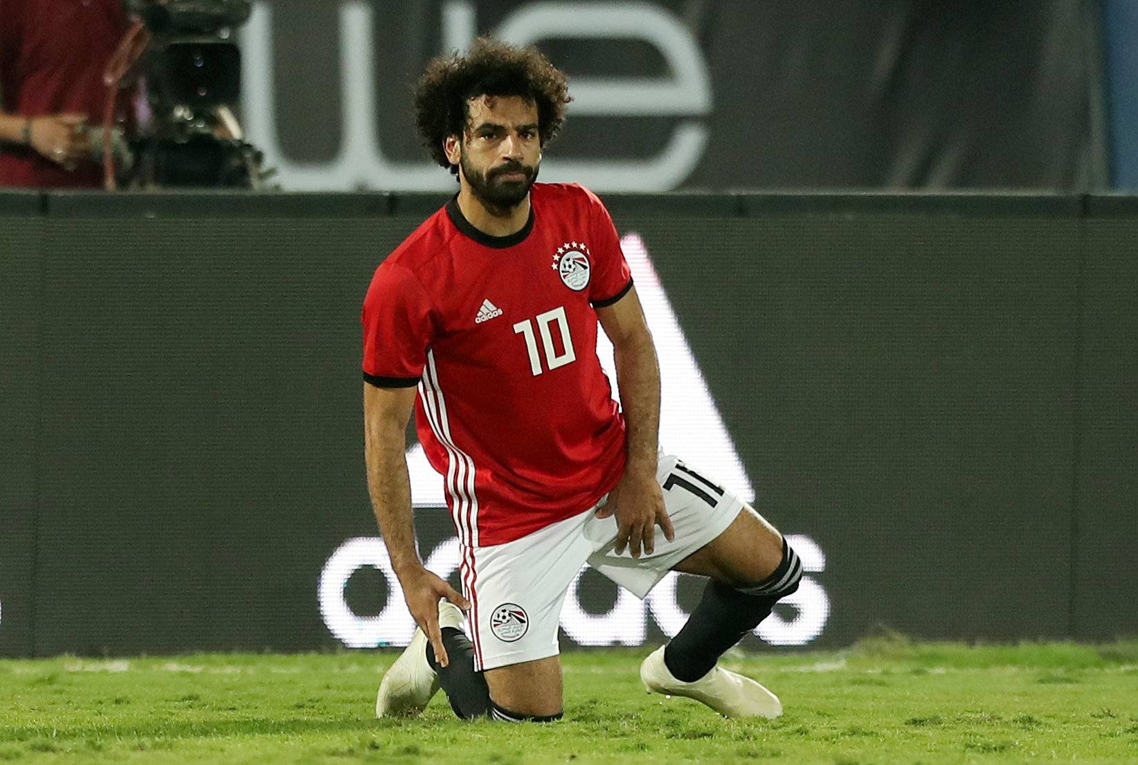 Africa Cup of Nations Qualifier - Egypt v Swaziland