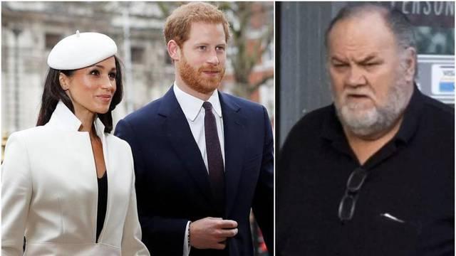 Nakon rođenja unuke javio se i otac Meghan Markle s kojim ona i princ Harry ne razgovaraju