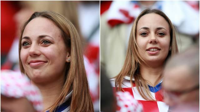 Samozatajna Vanja Modrić na tribinama i nije tako suzdržana, ovako je navijala na Euru 2008.