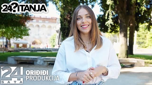 Radio voditeljica i TikTokerica Anamarija: 'Jednom od smijeha nisam mogla najaviti Hajduk...'