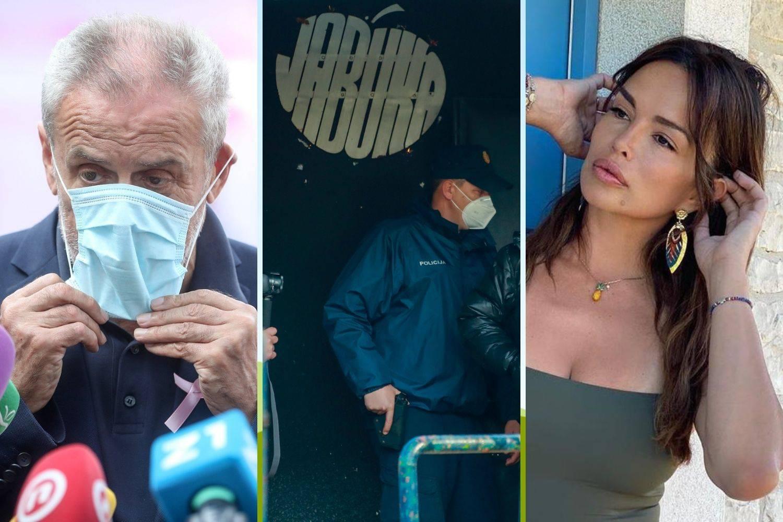 Seve oplela po Bandiću: 'Više je policajaca na deložaciji kluba bilo, nego kad su njega hapsili'