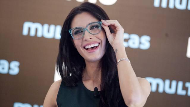 Pilar Rubio Launches New Multiopticas Glasses Collection - Madrid