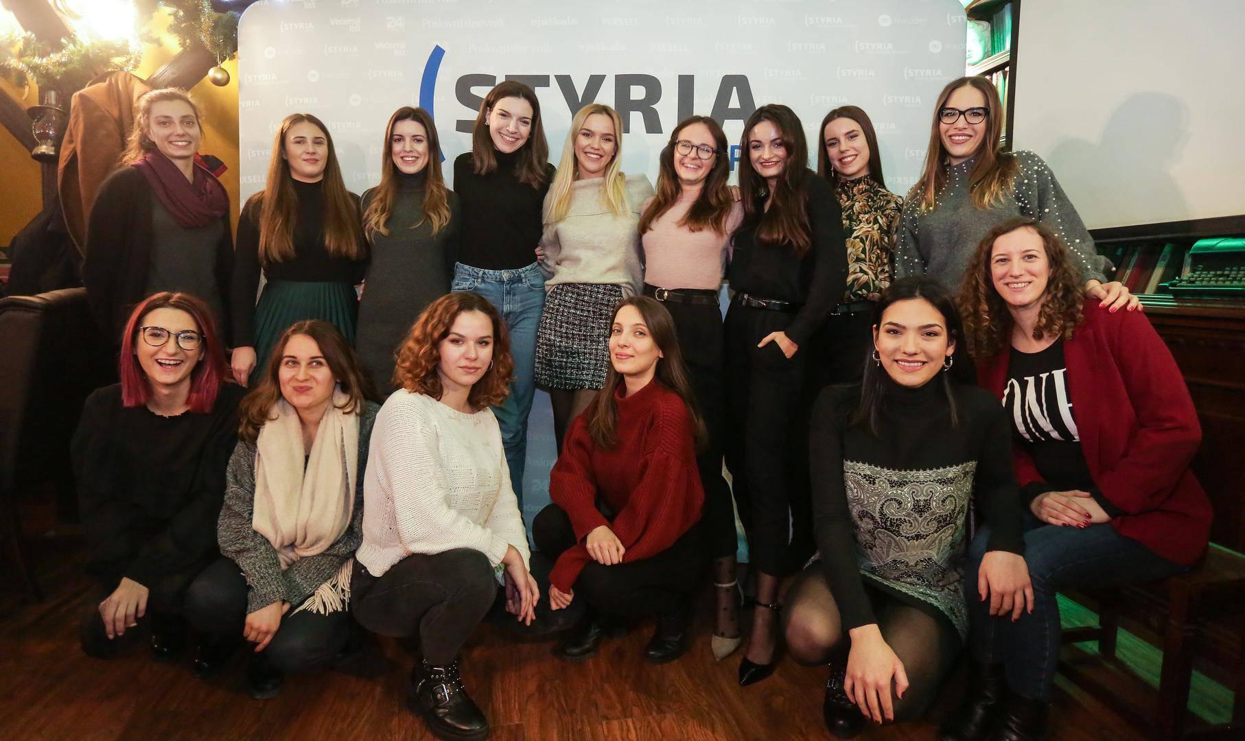 Završila je osma generacija Styria:SCOOL akademije