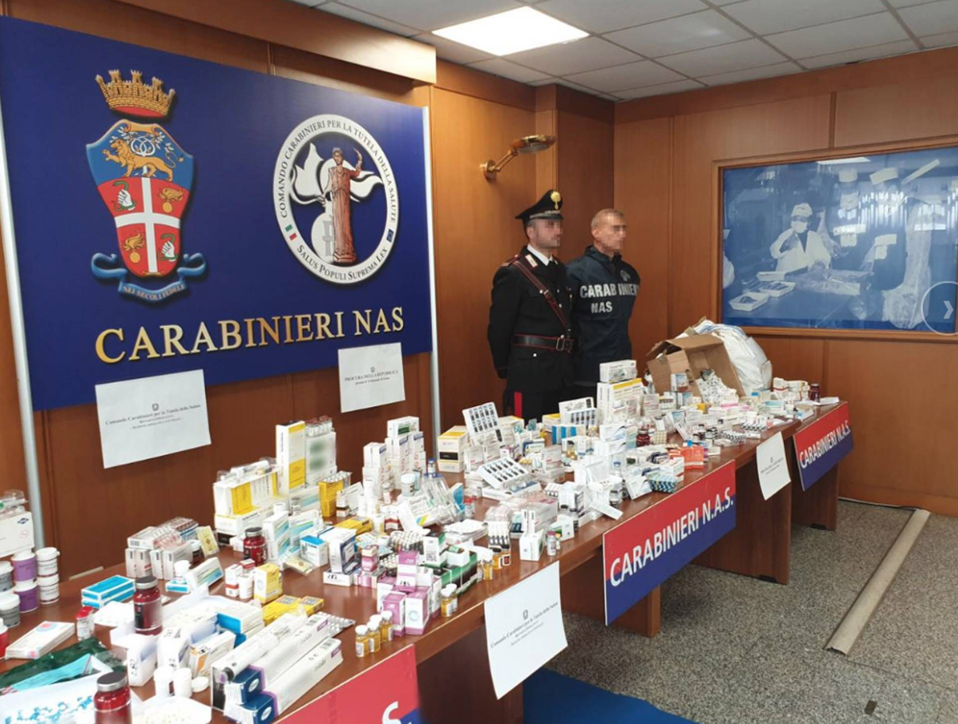 Police Conduct Anti-Doping Busts Across Europe
