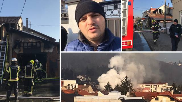 'Vatra je buknula van  do pola ceste, bilo je baš kao u filmu!'