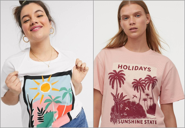Majice s fora natpisima: Deset odličnih odabira online shopova