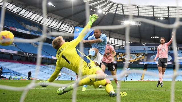 Premier League - Manchester City v Sheffield United