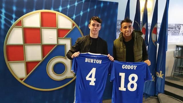 Burton: Arsenalu je bio šok kad sam rekao da ću u Dinamo