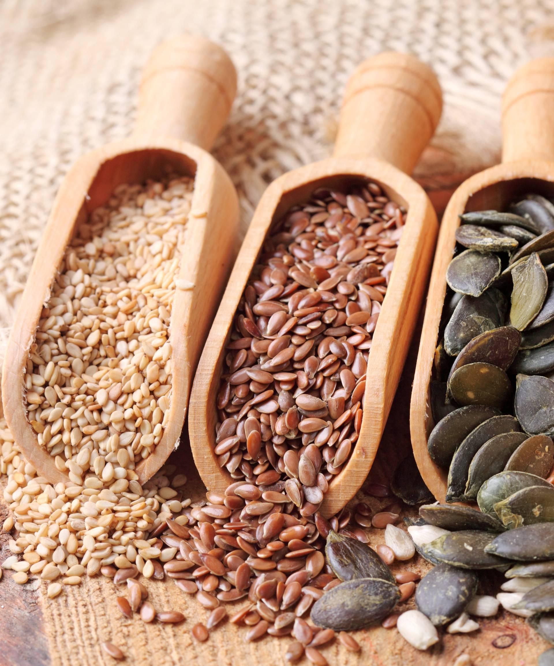 Sjemenke lana ublažavaju PMS te potiču mršavljenje i imunitet