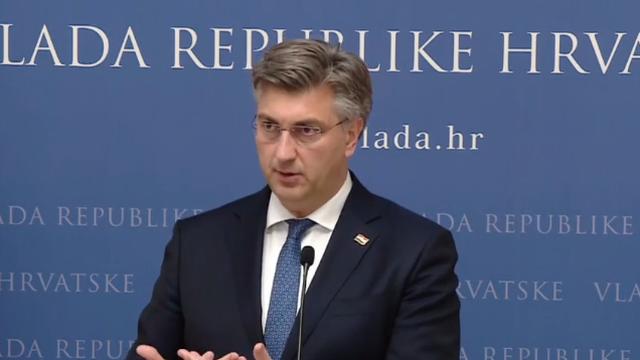 Za Hrvatsku 10 milijardi eura, Plenković: 'Brže ćemo iz krize'