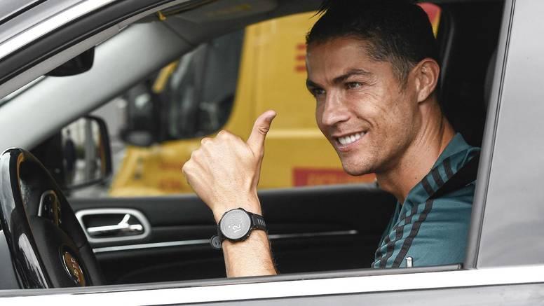 Cristiano napustio trening i oprostio se od Juvea! Allegri: On nema namjeru ostati u klubu