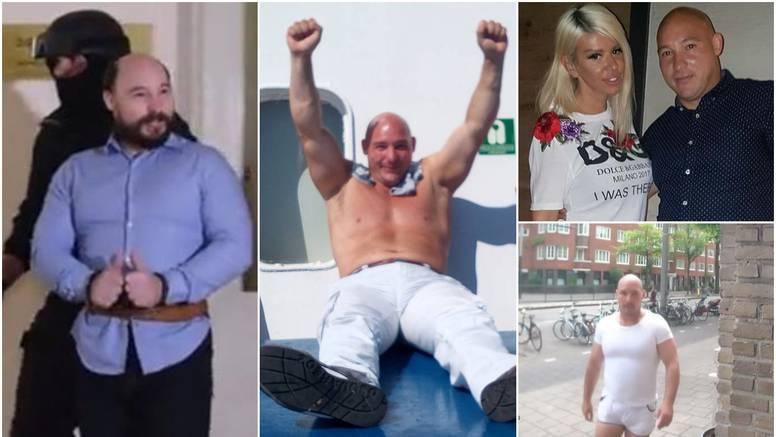 Brutalno ubio Hrvata, Mađara i Srbina: Nasmijani ubojica Čaba Der osuđen na 40 godina robije