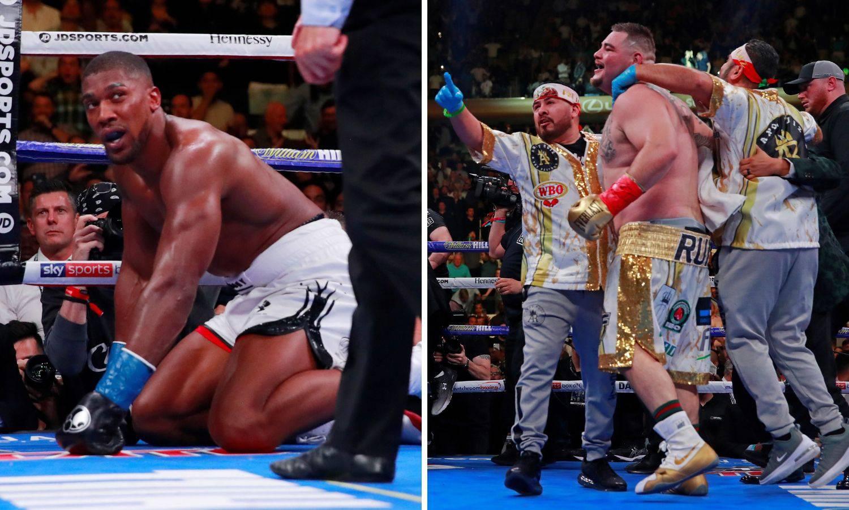 Mavrović: Ruiz je 'zvijer', baš me oduševio vještinom boksa!