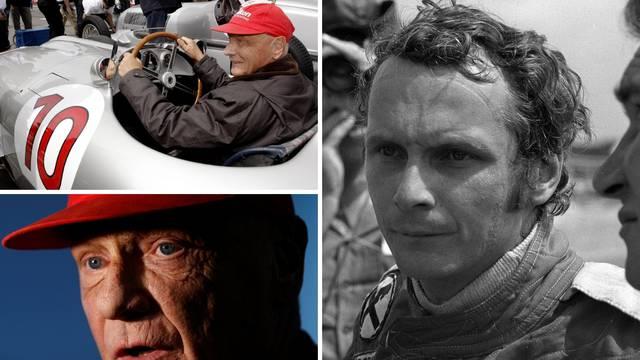 Formula 1 ostala bez legende: Preminuo je veliki Niki Lauda
