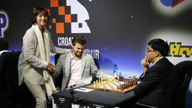 Zagreb: Drugi krug šahovskog turnira Grand Chess Tour 2019