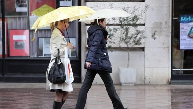 Za vikend nestabilno vrijeme uz malo kiše, ali i dalje toplo