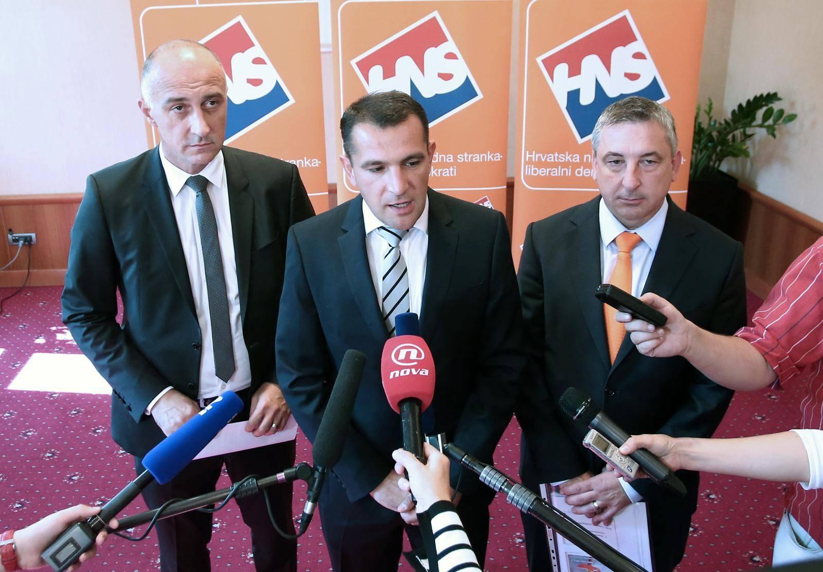 Vrh HNS-a protiv Posavca – novi kandidat Alen Leverić?