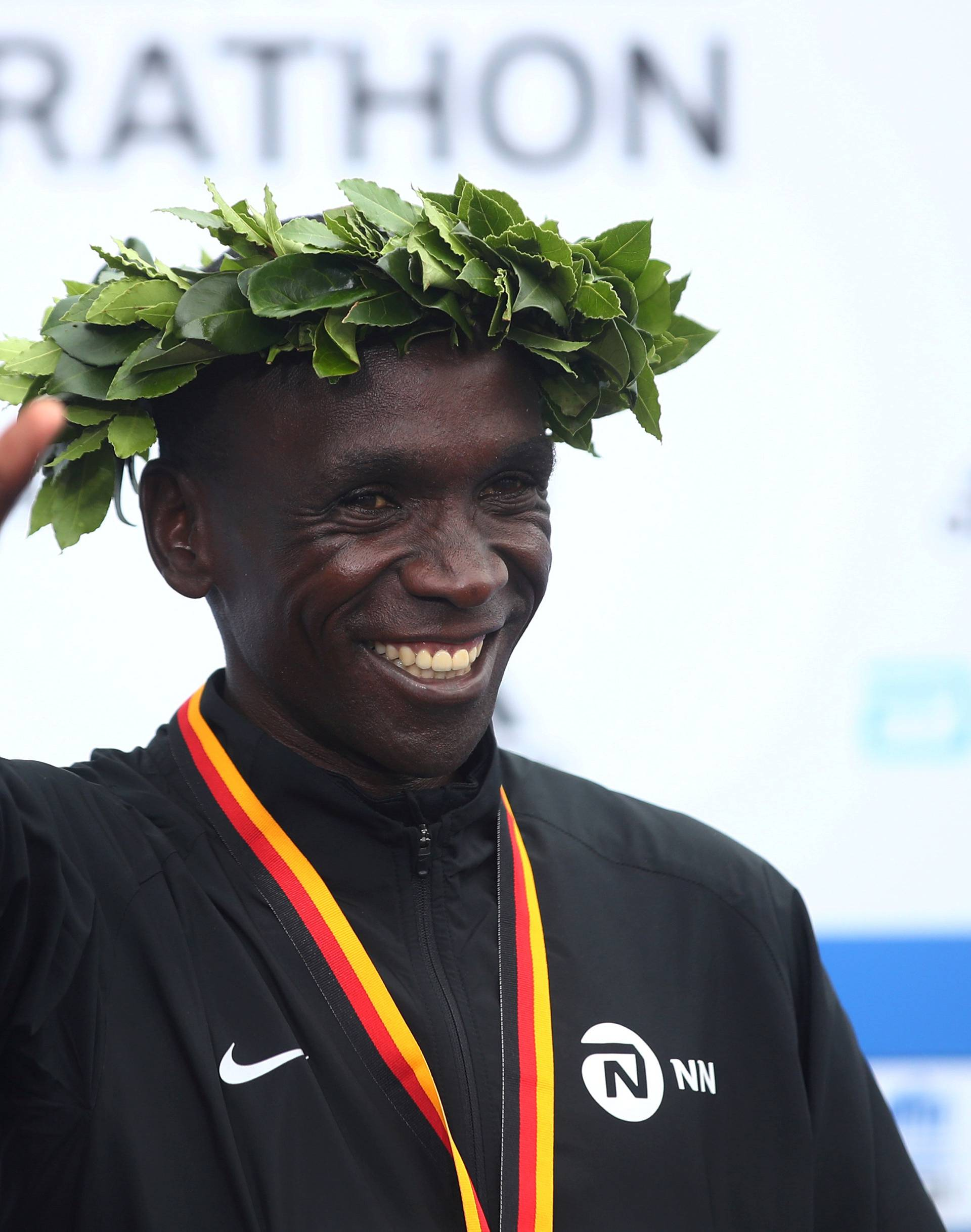 FILE PHOTO: Athletics - Berlin Marathon