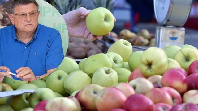 Nakon afere oko uvoznih jabuka naša domaća je sve traženija