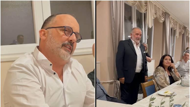 Razdragrani Tony Cetinski u duetu s ocem zapjevao je staru talijansku pjesmu 'O sole mio'