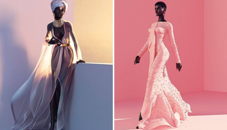 Upoznajte Shudu: Nije stvarni model, ali je hit na Instagramu