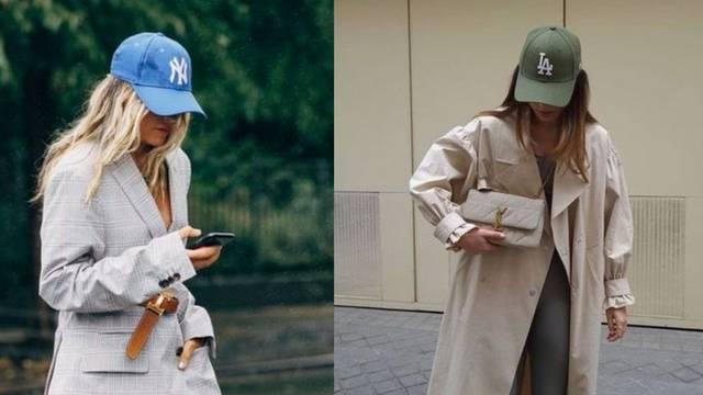 Šilterica u centru pažnje: Super kombinacije sa sportivo kapom