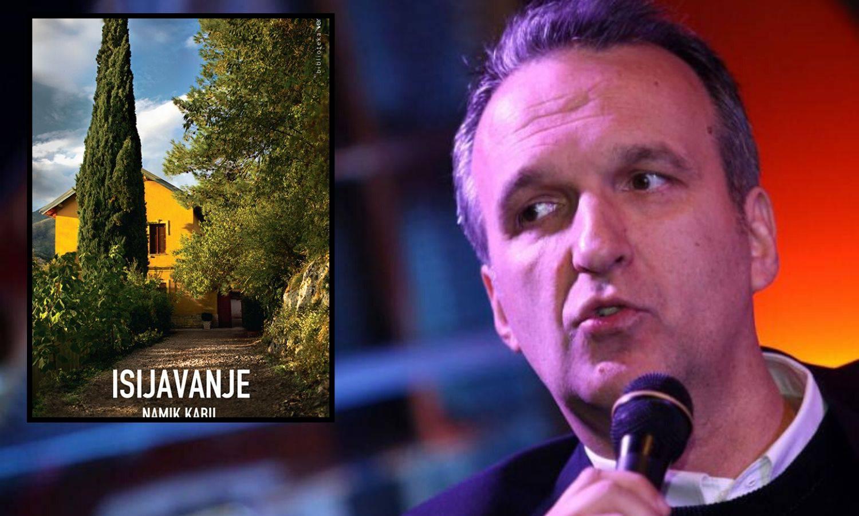 Namik Kabil: Želim snimiti film po svome romanu 'Isijavanje'