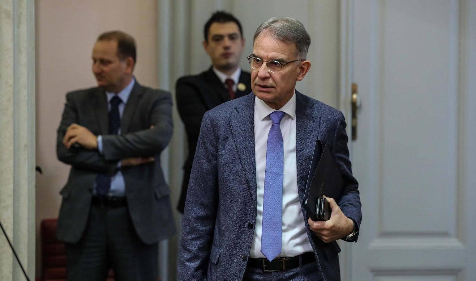 """Zagreb: 16. sjednica Hrvatskog sabora započela """"aktualnim prijepodnevom"""""""