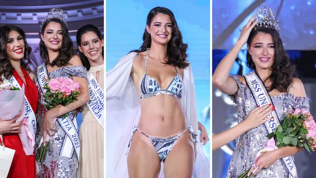 Dubrovkinja Ora Antonija naša je nova Miss Universe! Visoka je 185 cm i žiri je osvojila znanjem