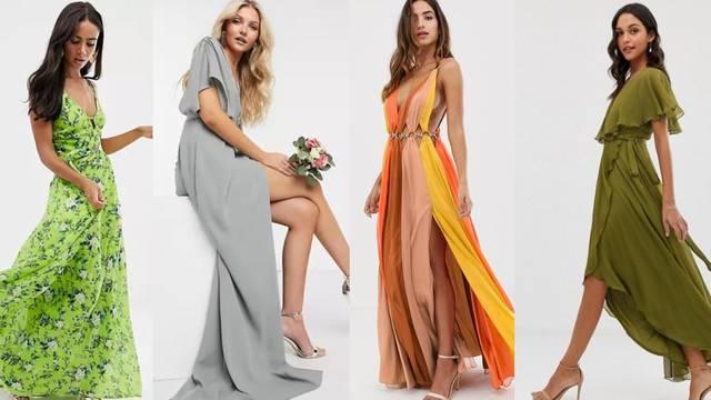 Lepršava i romantična: Maksi haljina stilizirana na 5 načina