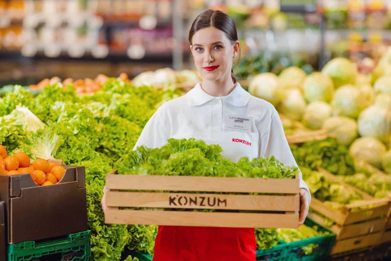Konzum snižava redovne cijene više od 1.000 proizvoda
