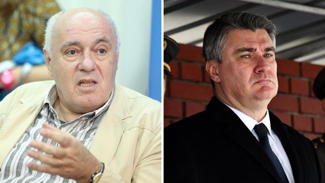 """Puhovski o Milanoviću: """"Čini mi se da je izgubio kontrolu nad sobom, to je Staljinov model"""""""