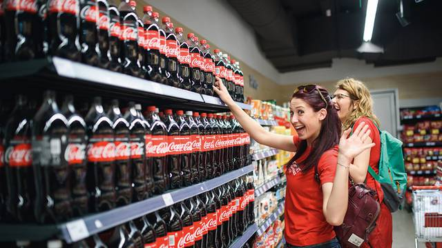 Prijavite se za sezonski posao u Coca-Coli
