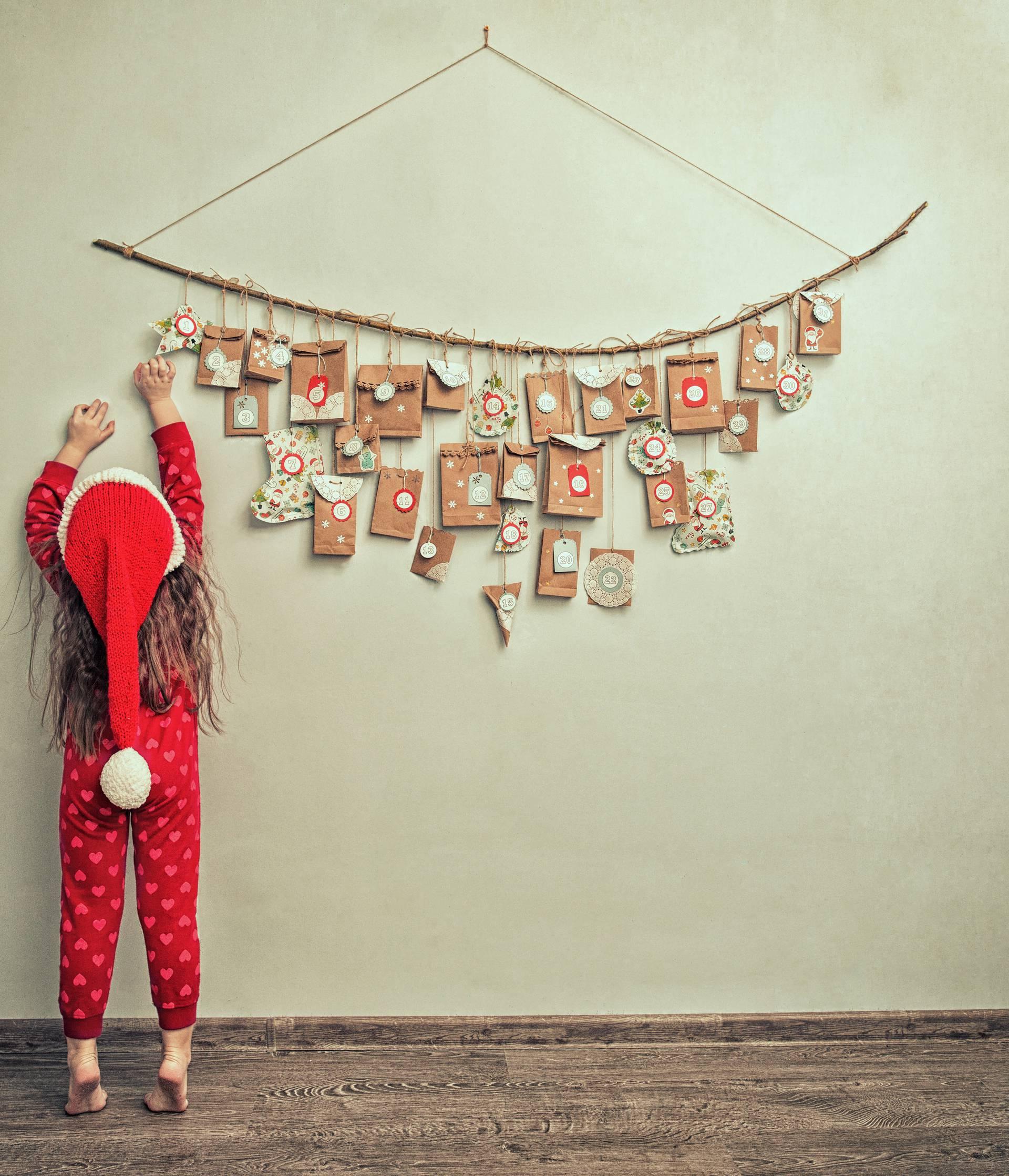 Adventski kalendar: Čokoladica na dan je dovoljna za malene