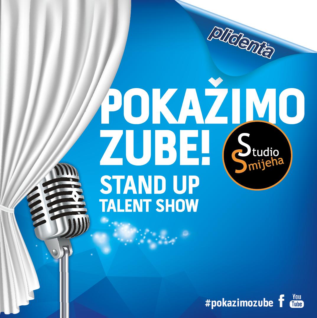 Pobjednik 1. hrvatskog stand up talent showa je - Bosanac