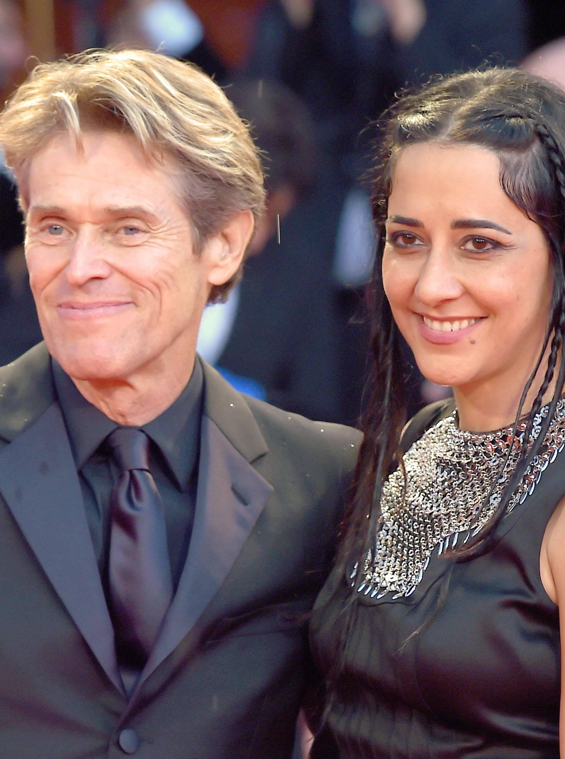 "75th Venice Film Festival, Red Carpet film ""At eternity's gate ""."