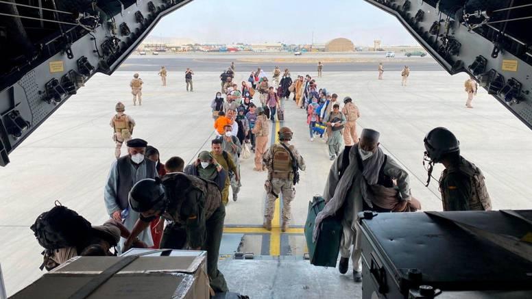 Spašeni iz Afganistana svjedoče o užasnim uvjetima u Kabulu