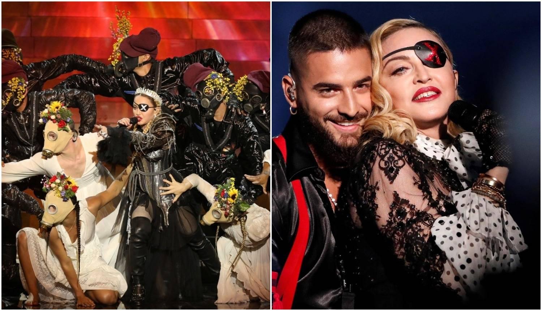Blamaža: Madonna 'popeglala' loš nastup na svom YouTubeu