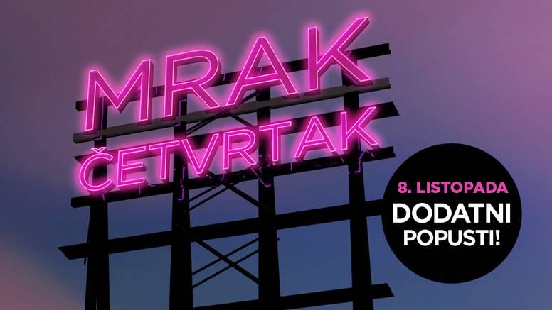 Četvrtak - ''mrak'' dan za shopping Dodatni popusti u Designer Outletu Croatia!