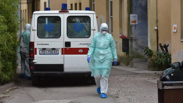 Pula: Zarazni odjel pulske Opće bolnice
