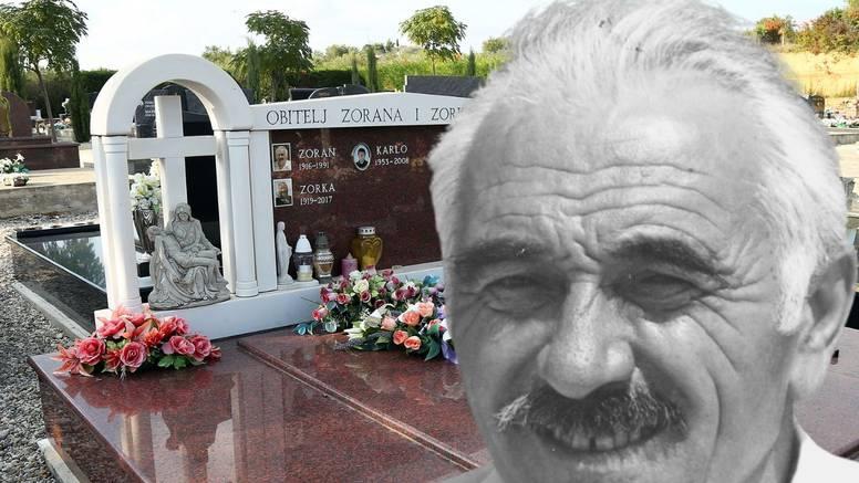 Sinu ostala tek očeva slika: Nikad nećemo odustati tražiti njegova oca Zorana. Nikad