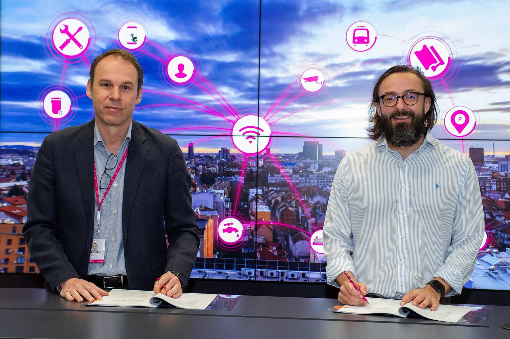 HT i Ericsson Nikola Tesla će zajedno graditi novu 5G mrežu