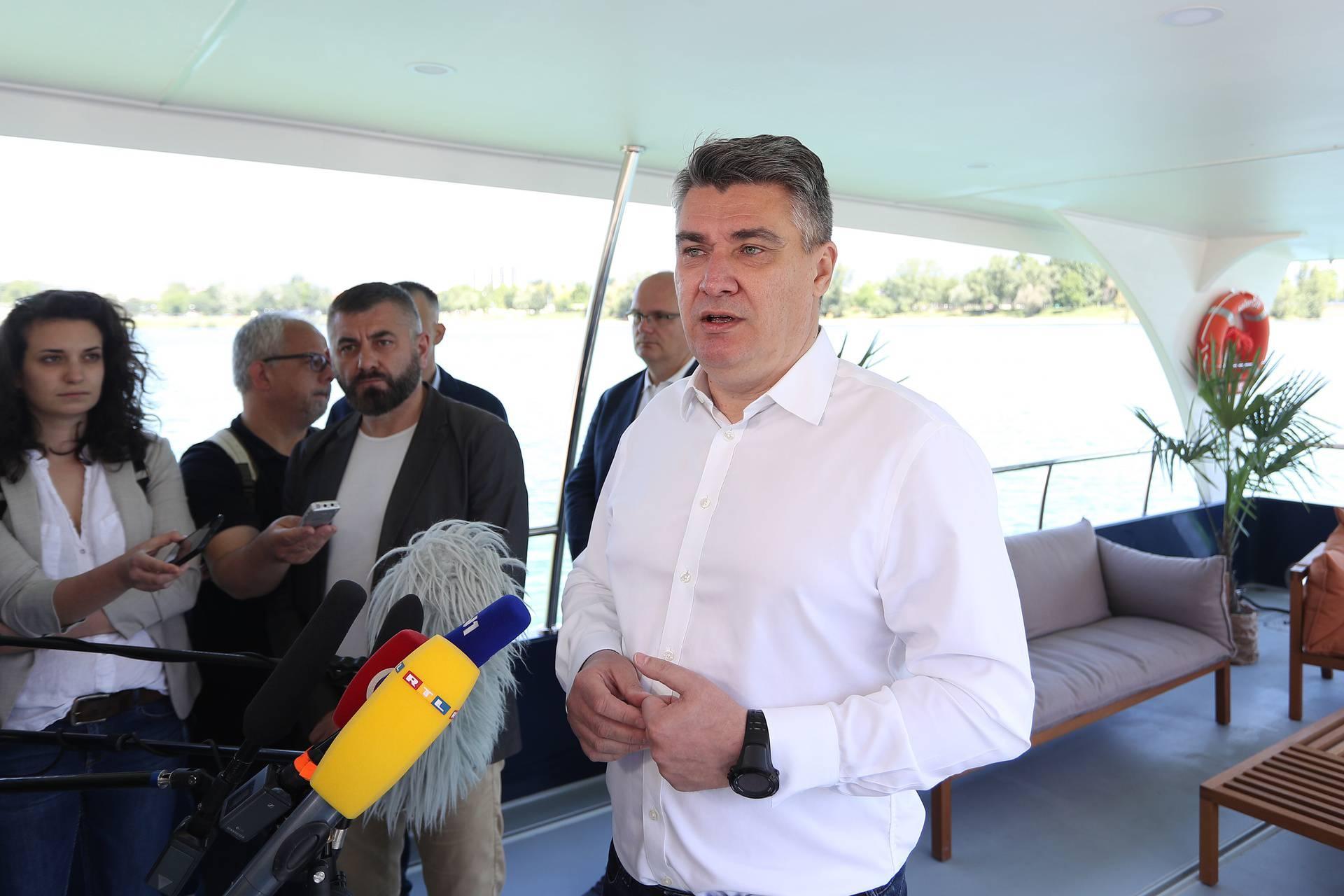 Gong pozvao Milanovića da objasni provođenje konzultacija